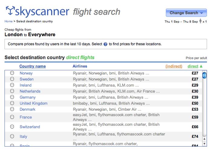 """""""กลเม็ดเคล็ด(ไม่)ลับ ท่องเที่ยวยุโรป"""" ตอน หาตั๋วเครื่องบินราคาสุดถูก (3/6)"""